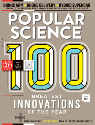 Popular Science December 2014