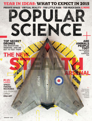 Popular Science January 2015
