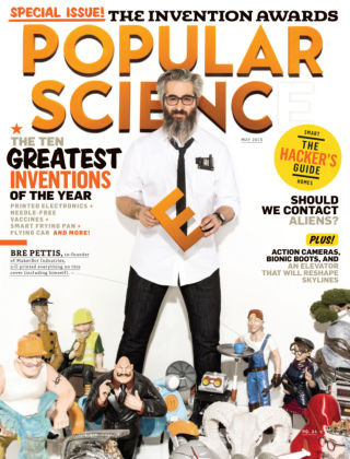 Popular Science May 2015