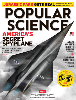 Popular Science June 2015