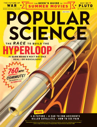 Popular Science July 2015