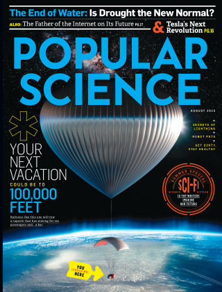 Popular Science August 2015