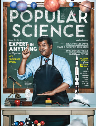 Popular Science September 2015
