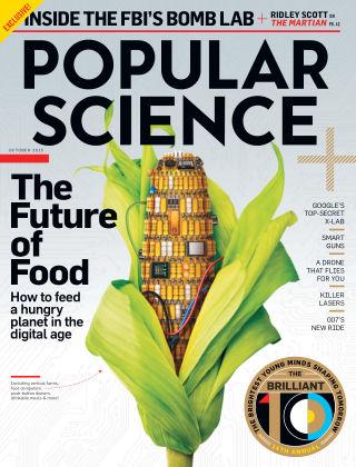 Popular Science October 2015