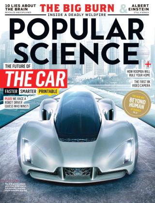 Popular Science November 2015