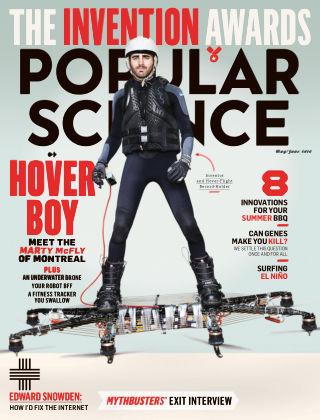 Popular Science May-Jun 2016