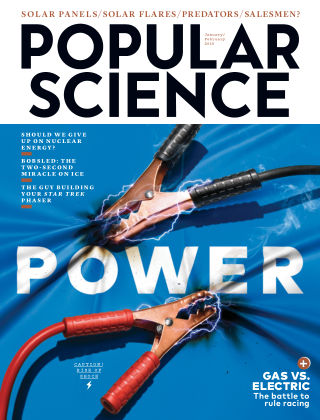 Popular Science Jan-Feb 2018