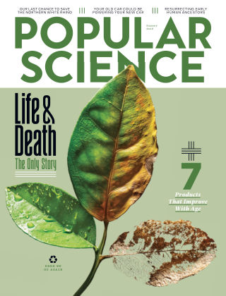 Popular Science Summer 2018