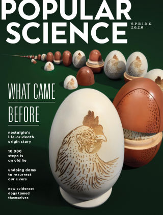 Popular Science Spring 2020
