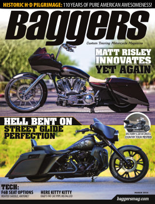 Baggers March 2014
