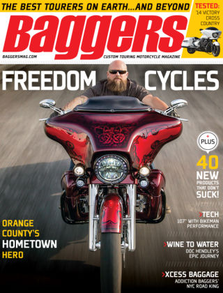 Baggers July 2014