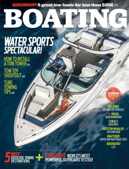 Boating May 11, 2013 00:00