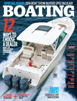 Boating February 2014