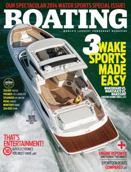 Boating May 10, 2014 00:00