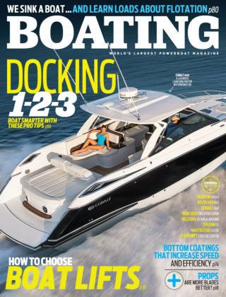 Boating July / August 2014