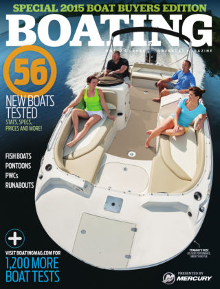 Boating Buyer's Guide 2015