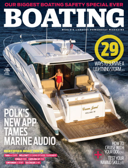 Boating April 04, 2015 00:00