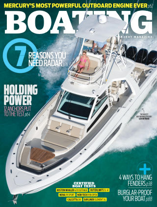 Boating July / August 2015