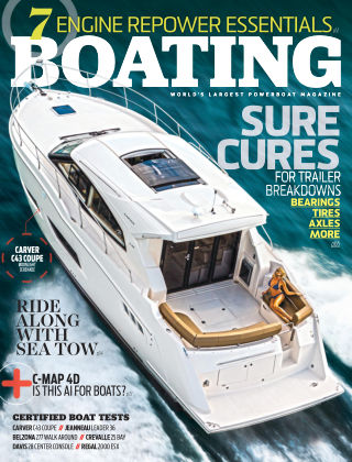 Boating September 2015