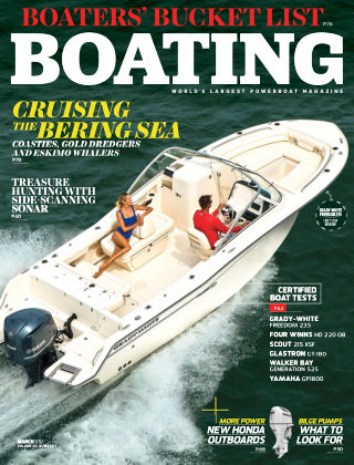 Boating Mar 2017