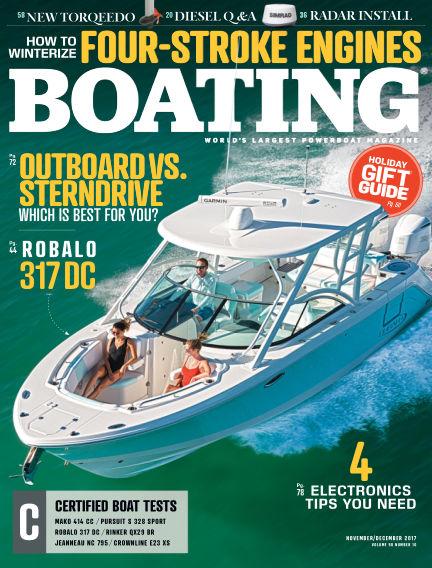Boating October 21, 2017 00:00