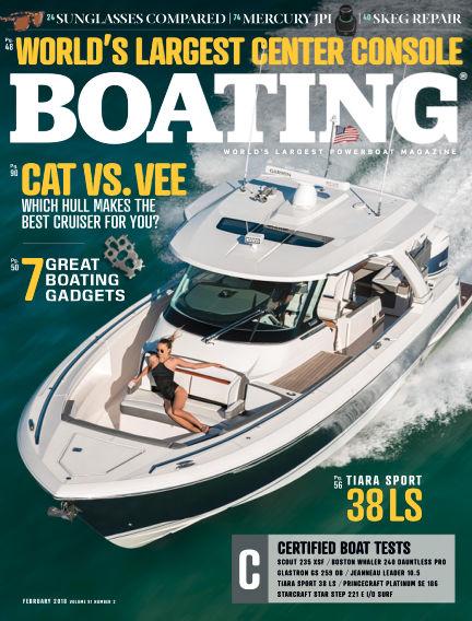 Boating January 13, 2018 00:00