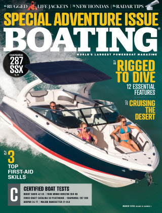 Boating Mar 2018