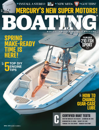 Boating Apr 2018