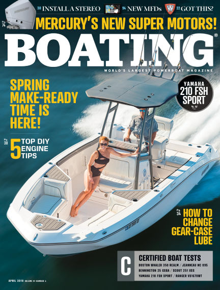 Boating March 10, 2018 00:00