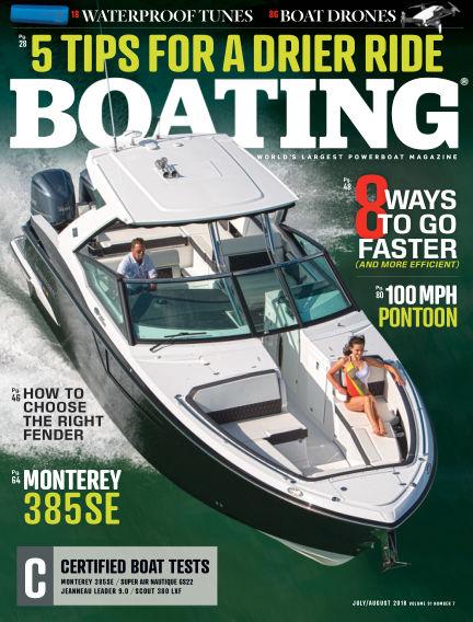 Boating June 09, 2018 00:00