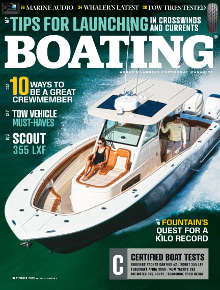 Boating August 04, 2018 00:00