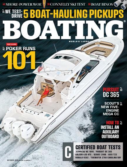 Boating September 08, 2018 00:00