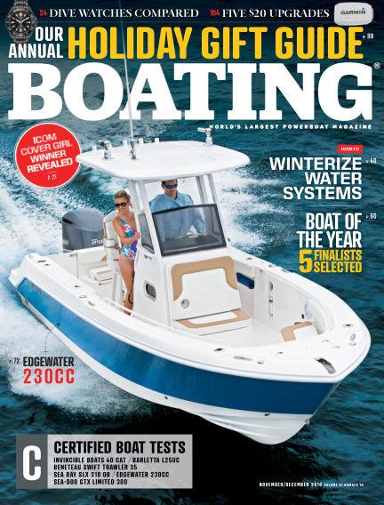 Boating October 13, 2018 00:00