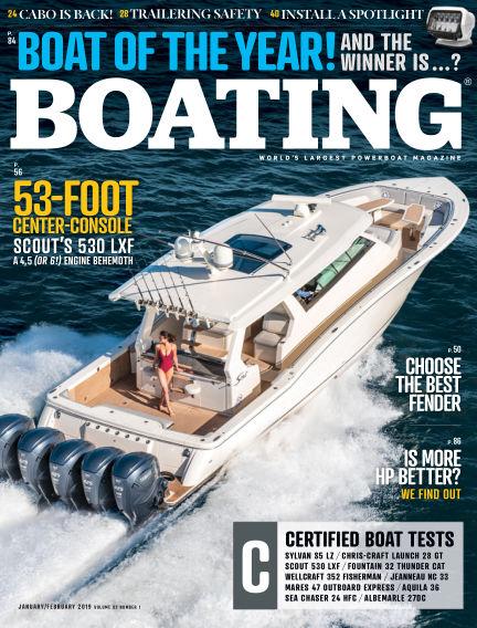 Boating December 29, 2018 00:00