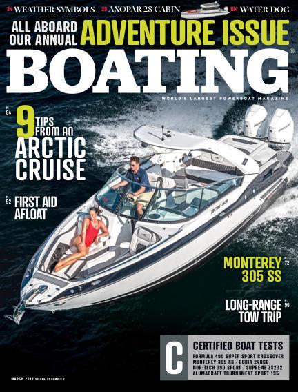 Boating February 11, 2019 00:00