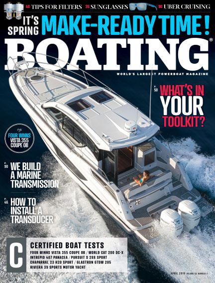 Boating March 11, 2019 00:00