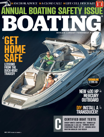 Boating April 08, 2019 00:00