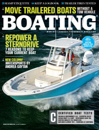 Boating AUG/SEPT 21