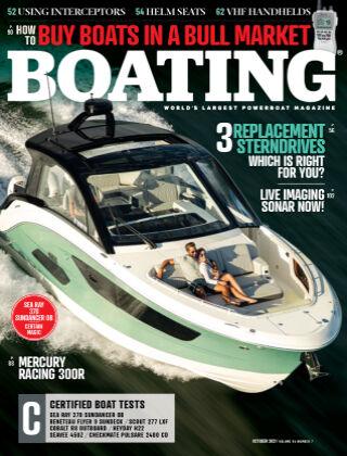 Boating October-21