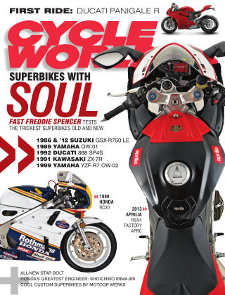 Cycle World June 2013