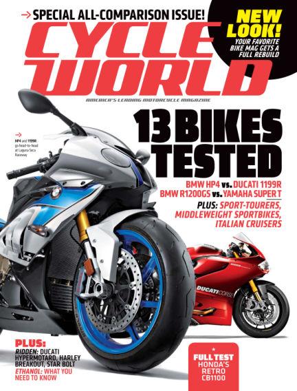 Cycle World May 25, 2013 00:00