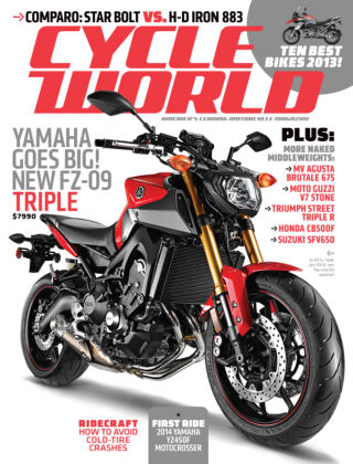 Cycle World September 2013