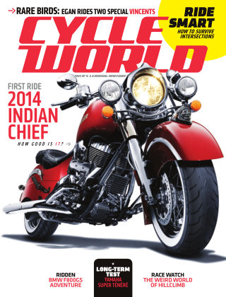 Cycle World October 2013