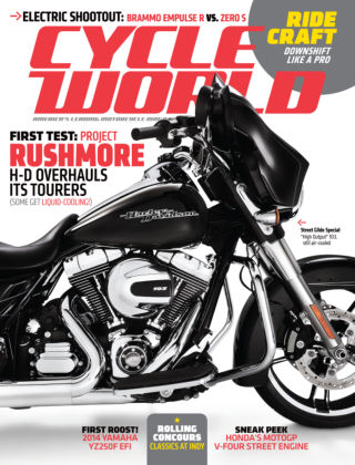Cycle World November 2013