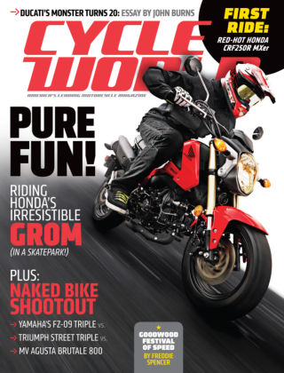 Cycle World December 2013