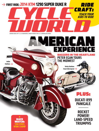 Cycle World January 2014