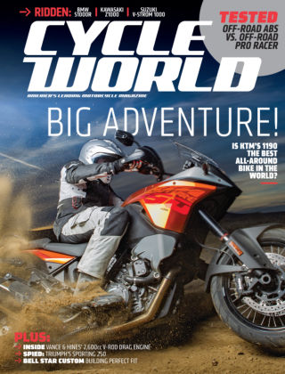 Cycle World March 2014