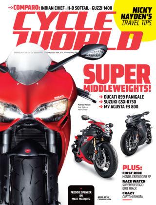Cycle World April 2014