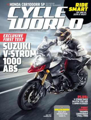 Cycle World May 2014