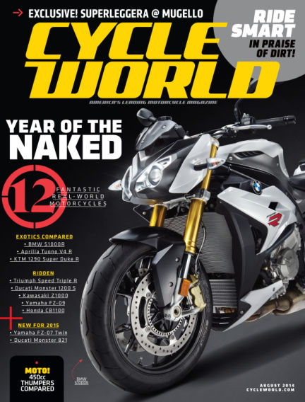 Cycle World June 21, 2014 00:00
